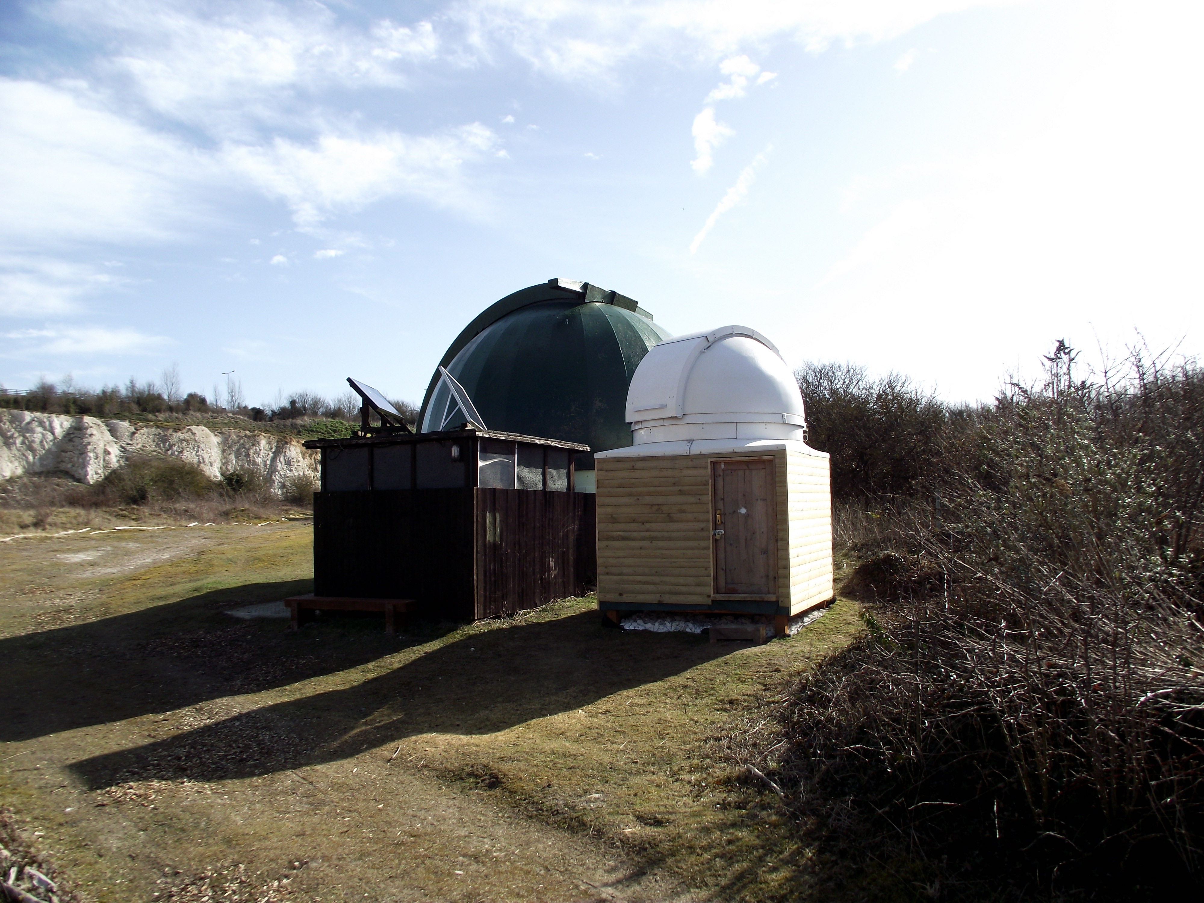 The Thanet Observatories Monkton Nature Reserve