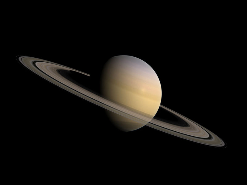 Saturn is always a sight to behold