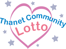 Thanet Community Lotto logo