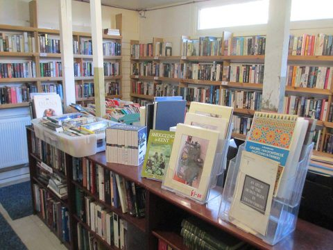 Monkton NR Bookshop Facebook page