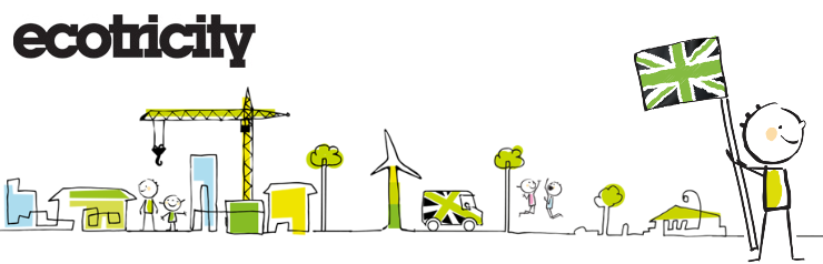 Ecotricity – 100% Green Electricity