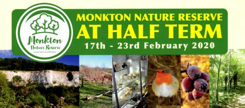 We are open Wednesday during February half-term